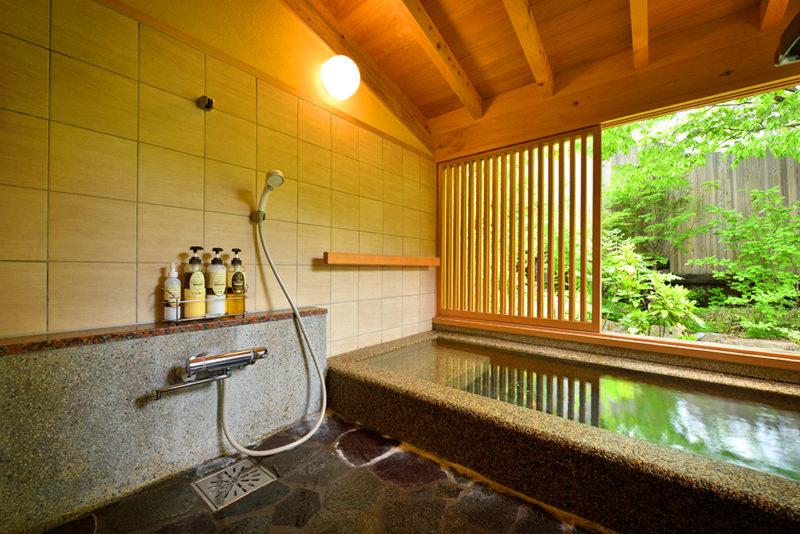 離れ 露天風呂付き客室メイン画像