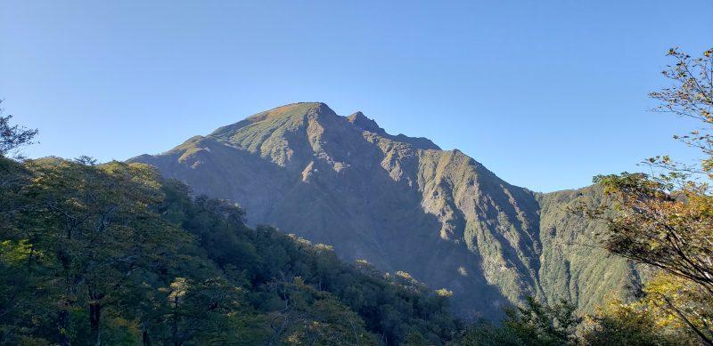 谷川岳、初登頂!