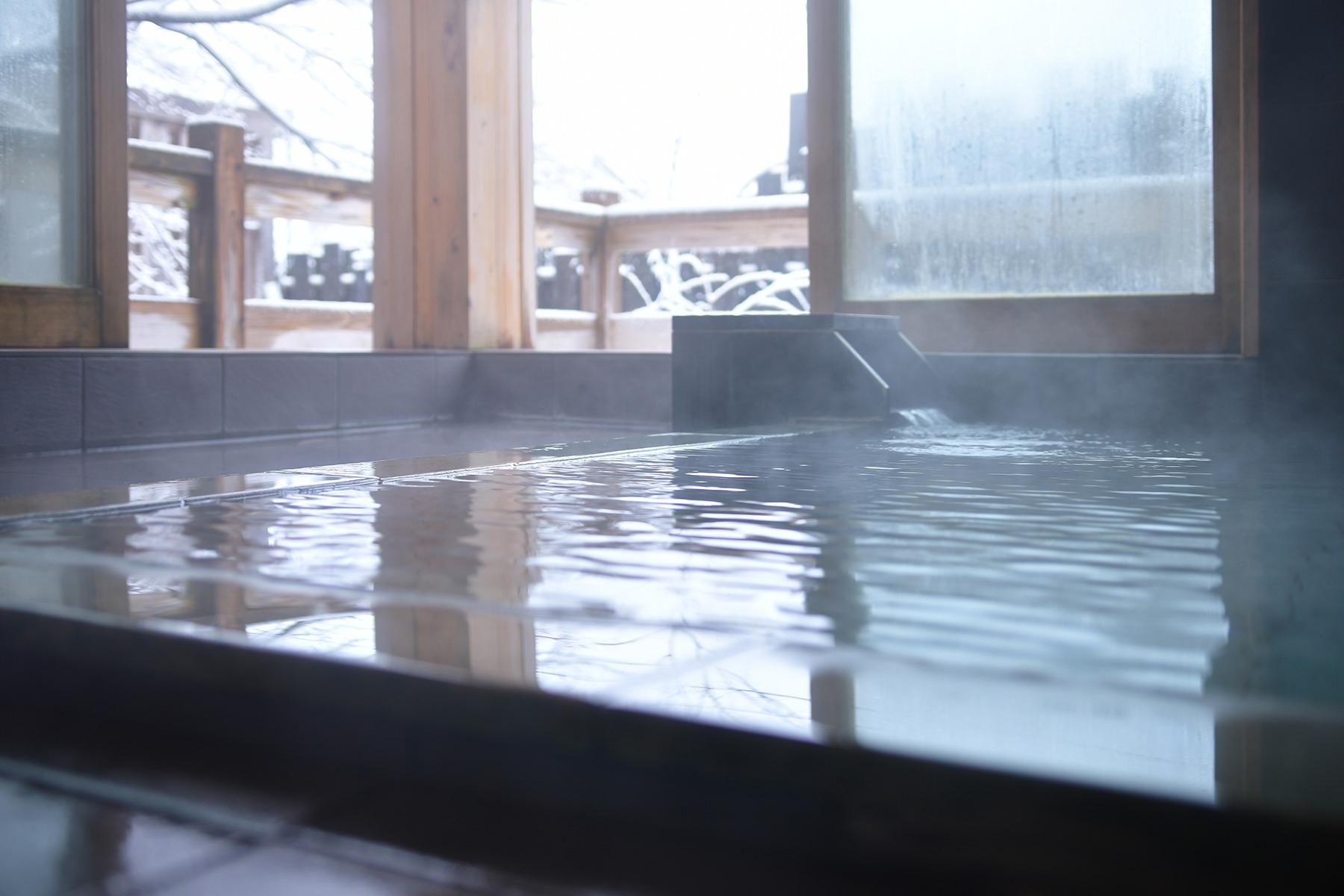 温泉-冬スライド1