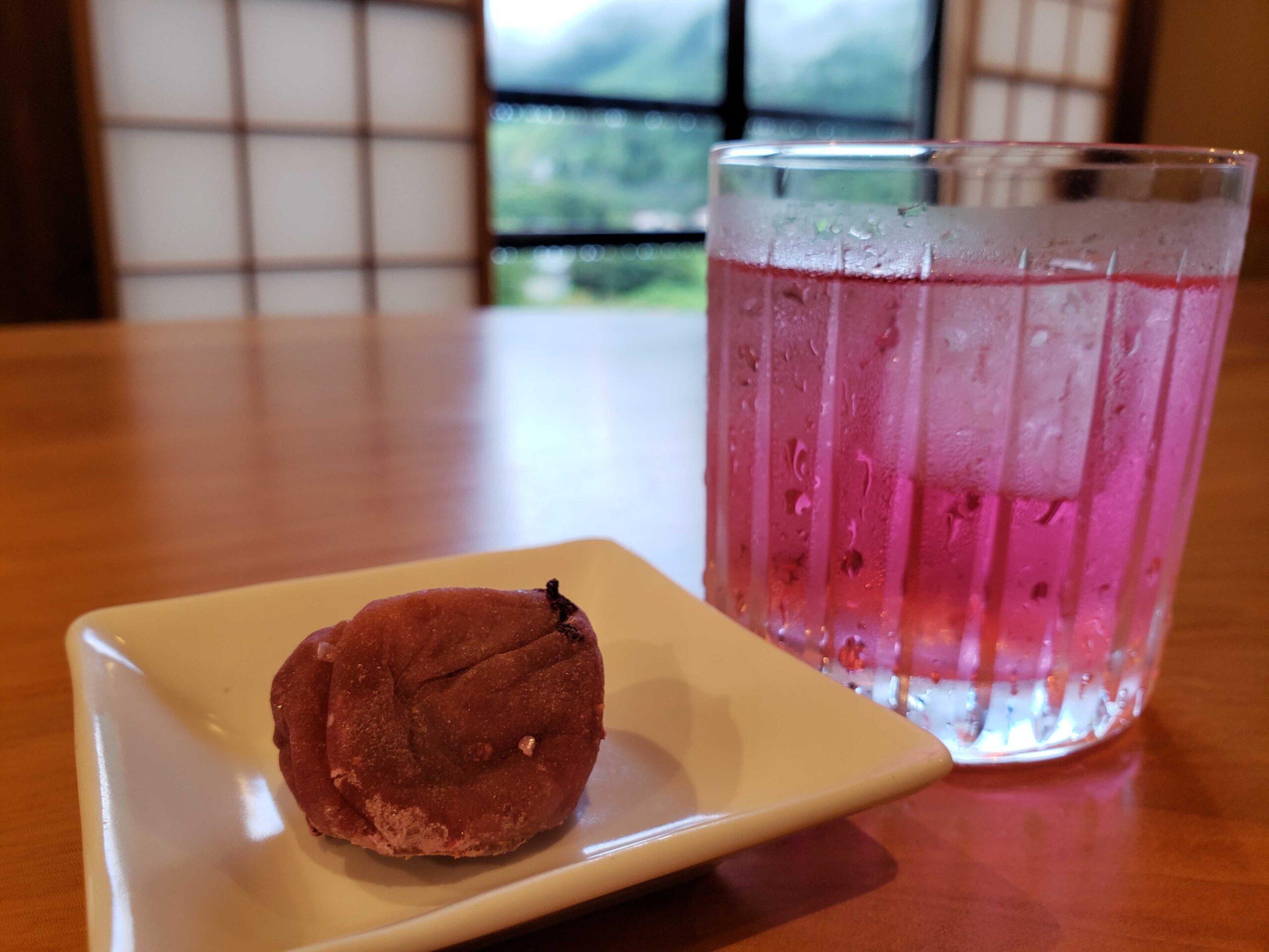 梅紫蘇酒 誕生!